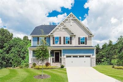 Chesterfield Single Family Home For Sale: 7612 Medallion Court