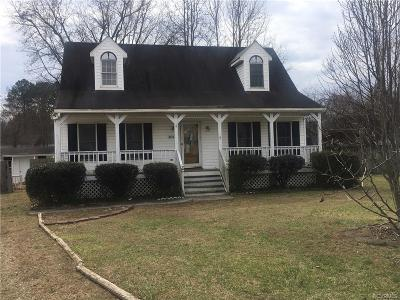 South Chesterfield Single Family Home For Sale: 3513 Maurer Court