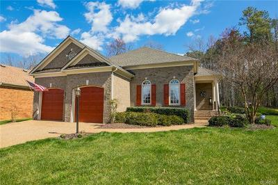 Midlothian Single Family Home For Sale: 2230 Founders View Lane