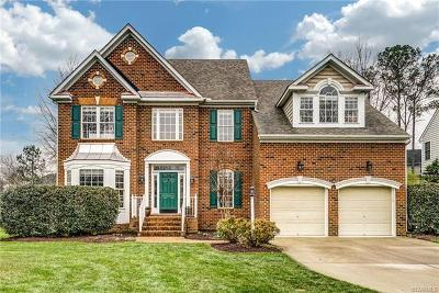 Glen Allen Single Family Home For Sale: 4920 Riverplace Court