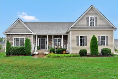 South Chesterfield Single Family Home For Sale: 20107 Talon Point Drive