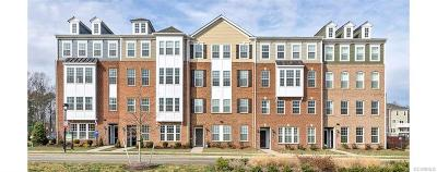 Richmond Condo/Townhouse For Sale: 4246 Broad Hill Drive #B