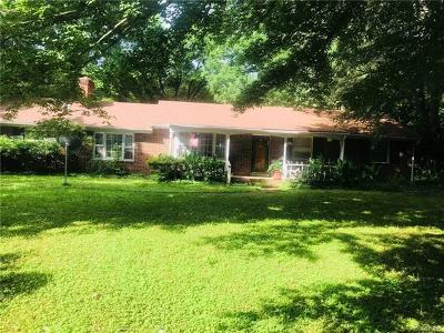 Chesterfield Single Family Home For Sale: 4100 Fordham Road