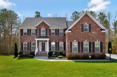 Chester VA Single Family Home For Sale: $356,950