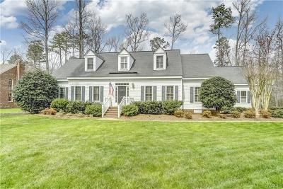 Williamsburg Single Family Home For Sale: 2937 Nathaniels Run