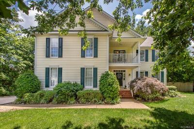 Chester Single Family Home For Sale: 701 Green Vista Drive