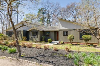 Midlothian Single Family Home For Sale: 1420 Winterfield Place