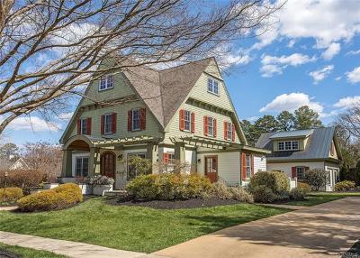 Midlothian Single Family Home For Sale: 11001 Live Oak Drive