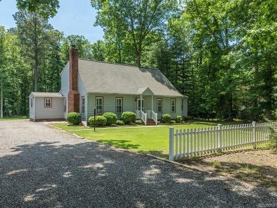 Hanover Single Family Home For Sale: 7401 River Road