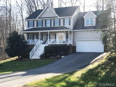 Chester Single Family Home For Sale: 4701 Stoney Creek