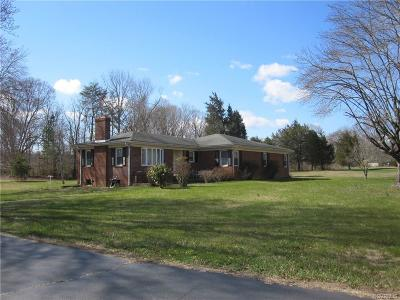 Louisa Single Family Home For Sale: 6602 A Courthouse Road
