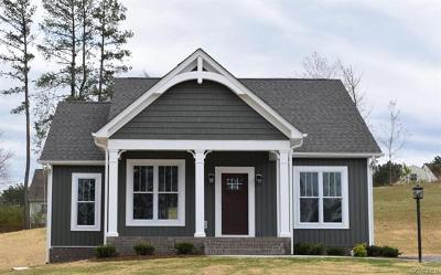 Farmville Single Family Home For Sale: 106 Jays Road