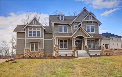 Midlothian Single Family Home For Sale: 14843 Michaux Valley Circle