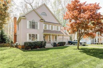 Chester Single Family Home For Sale: 4609 Foxwood Road
