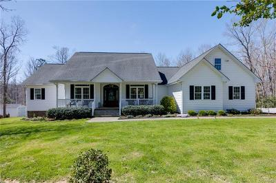 New Kent Single Family Home For Sale: 10008 Essex Hills Road