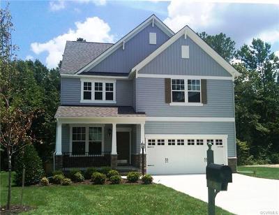 Glen Allen Single Family Home For Sale: 5222 Maben Branch Place
