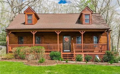 Hanover Single Family Home For Sale: 8274 Fieldshire Drive