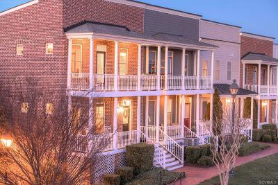 Richmond Condo/Townhouse For Sale: 715 South Pine Street #715
