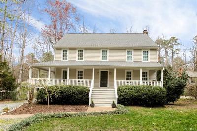 Midlothian Single Family Home For Sale: 3214 Fortunes Ridge Road