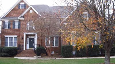 Glen Allen Single Family Home For Sale: 10605 Smith Point Way