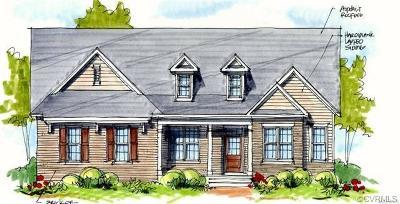Midlothian Single Family Home For Sale: 1313 Ascot Hill Terrace