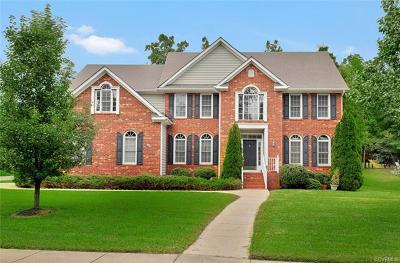 Chesterfield Single Family Home For Sale: 7937 Hampton Glen Terrace