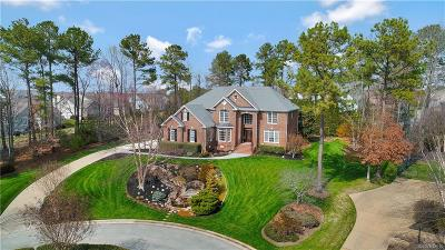 Midlothian Single Family Home For Sale: 2600 Mulberry Row Road