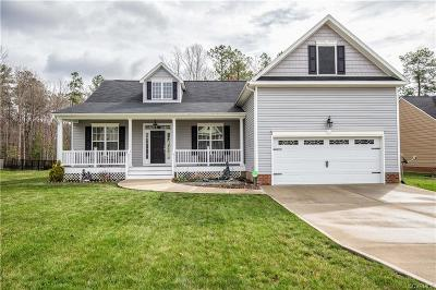 Chester Single Family Home For Sale: 15525 Parkgate Drive