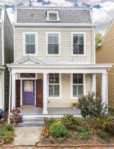 Richmond Single Family Home For Sale: 617 North 31st Street