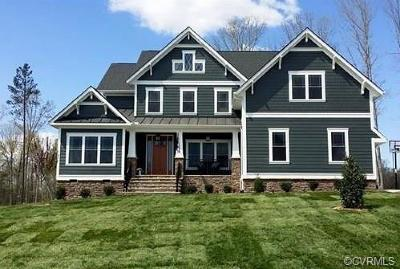 Midlothian Single Family Home For Sale: 15506 Amethyst Drive