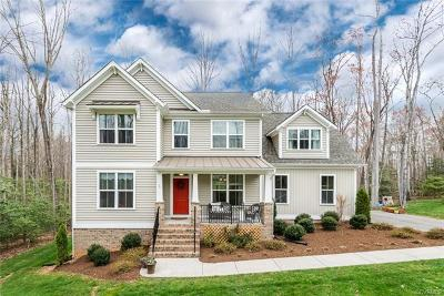 Powhatan Single Family Home For Sale: 3571 Archers Hill