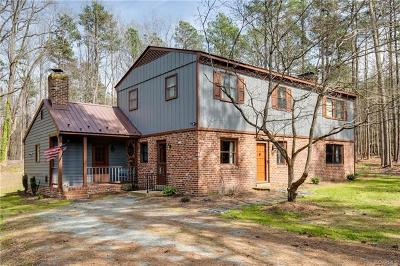Ashland Single Family Home For Sale: 12060 Mount Hermon Road
