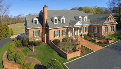 Richmond Single Family Home For Sale: 300 Wickham Glen Drive