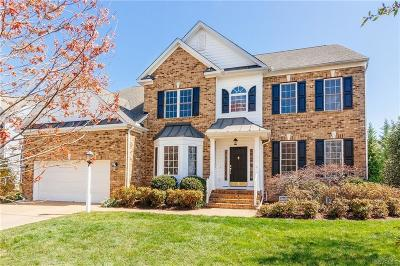 Chesterfield County Single Family Home For Sale: 13813 Vincent Lane