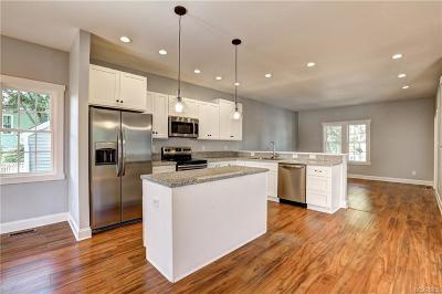 Richmond Single Family Home For Sale: 2121 Greenwood Avenue