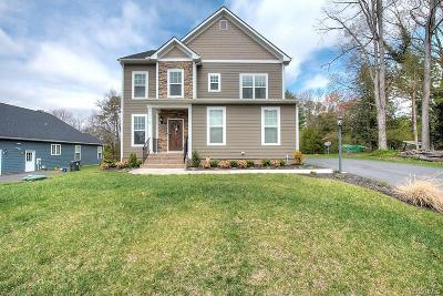 Henrico Single Family Home For Sale: 10168 Stonemill Road