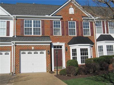 Henrico Condo/Townhouse For Sale: 3004 Blackthorn Way #3004