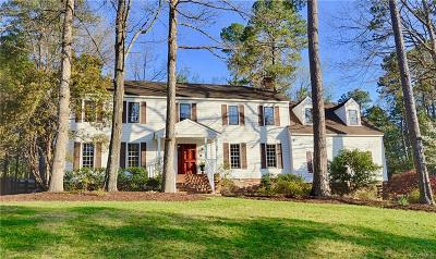 Richmond Single Family Home For Sale: 10821 Weather Vane Road