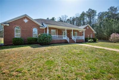 Glen Allen Single Family Home For Sale: 11418 Edgelake Court