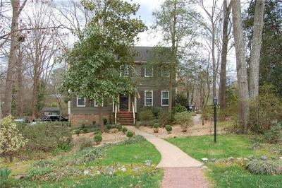 Chester Single Family Home For Sale: 2901 Euphoria Road