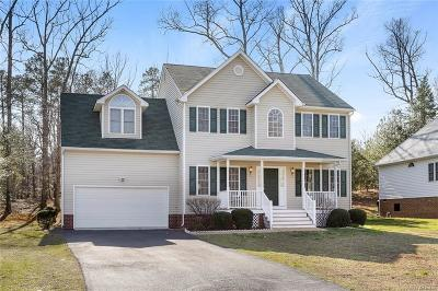 Chesterfield County Single Family Home For Sale: 11212 Gadwell Landing Court