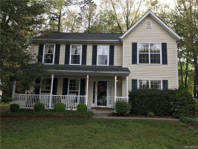 Chester Single Family Home For Sale: 13500 Orchard Leaf Place