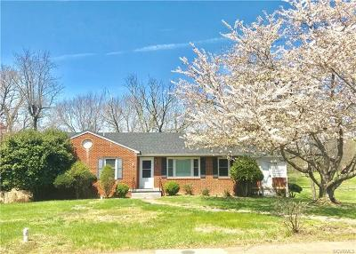 Louisa Single Family Home For Sale: 111 Elm Avenue