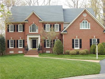 Henrico Single Family Home For Sale: 12605 Parchment Court