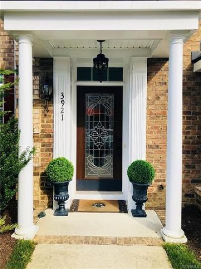 Glen Allen Condo/Townhouse For Sale: 3921 Strolling Lane #3921