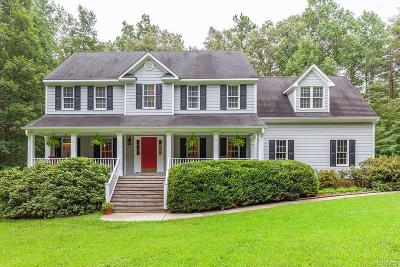 Goochland Single Family Home For Sale: 2937 Stone Creek Drive