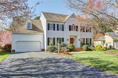 Henrico Single Family Home For Sale: 11305 Deephaven Court