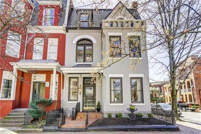 Richmond Single Family Home For Sale: 1125 Grove Avenue