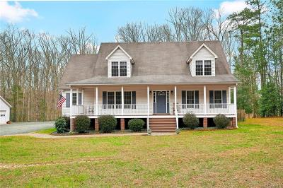 Powhatan Single Family Home For Sale: 3159 Pineview Drive