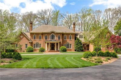 Goochland County Single Family Home For Sale: 738 Woodson Place